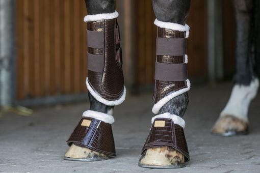 Boots, brun