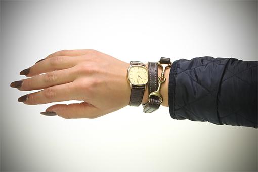 Spur strap / Bracelet Silver