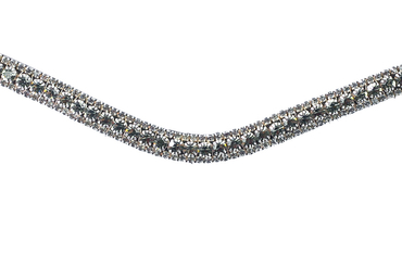 Browband Grey Delight