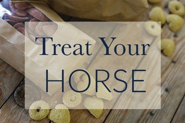 Pamper your horse with healthy treats   - free from suger