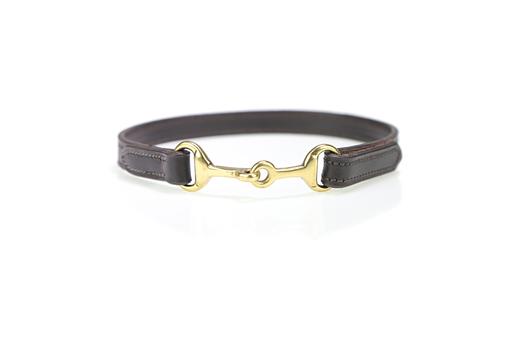 Sporremmar/Armband Guld
