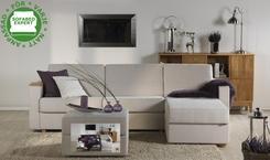 Bed inside schäslong modulbäddsoffa 140