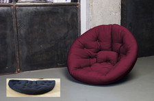 Nest futonbäddfåtölj  från danska Karup