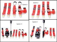 Kompletta sett  för fastspänning av rullstolar