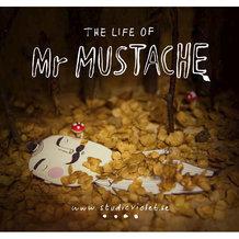 MR MUSTACHE BOOK