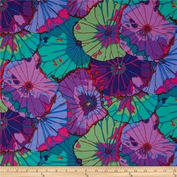 KAFFE FASSETT Lotus Löv Purpur
