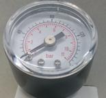 Mekanisk tryckmätare 0-11bar 1/8 NPT