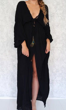 Destiny dress svart