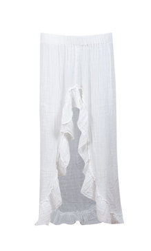 Lou Lou vit kjol