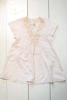 Ebba klänning rosa