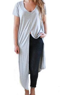 Brianna dress grå