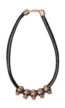 Simple Skull Halsband