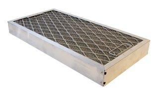Restaurangfilter aluminium