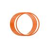 Koordinationsring Ø 30cm orange 10st