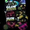 Crossboccia Spelset Glow in the dark ( 2 pers) Record Lines