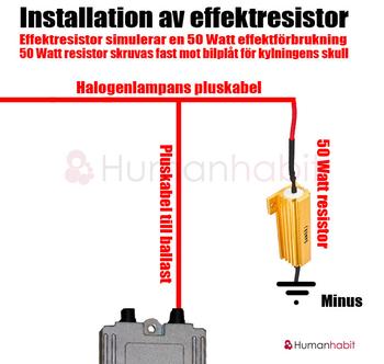 Resistor 50W 6 Ohm