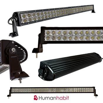 300W LED extraljusramp 100x3W 9-30V 26000Lm