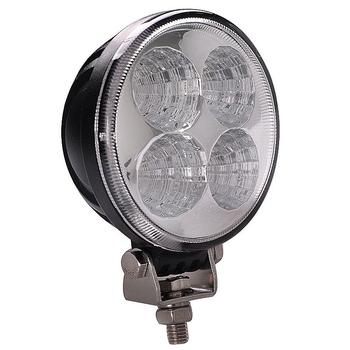 12W CREE LED valbar spot extraljus eller flood arbetsbelsning 900 lumen