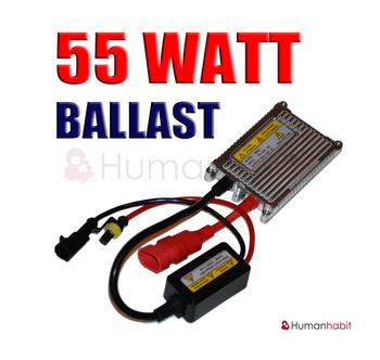 Ballast 55W slim 12-24V
