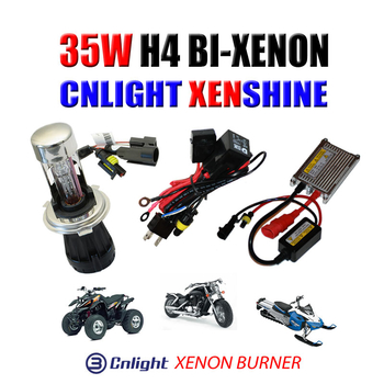 35w H4 Bi-Xenon CNlight Slim MC Kit