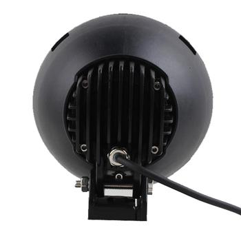 45W CREE LED extraljus 3800 lumen 12-24V reflektor