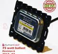 Ballast 75 Watt Extreme rev 6 - 2013