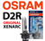 D2R Original Osram XenArc® 1-pack
