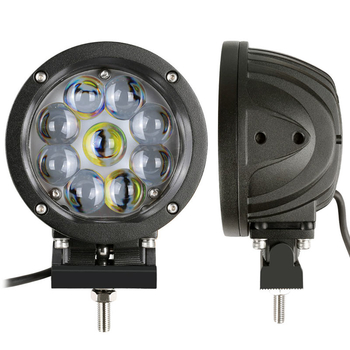Fyrpack 45W LED extraljus CREE 9-32V 140 mm