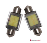 31mm spollampa Canbus 2W COB chip High Power