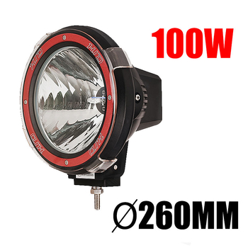 100W Xenon Extraljus Extreme Ø260mm