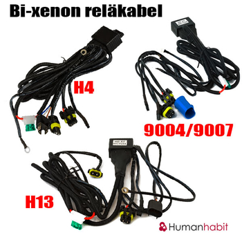 35w Bi-Xenon Slim Kit 9-32v