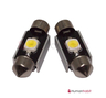 36mm spollampa 3W Canbus non-polarized