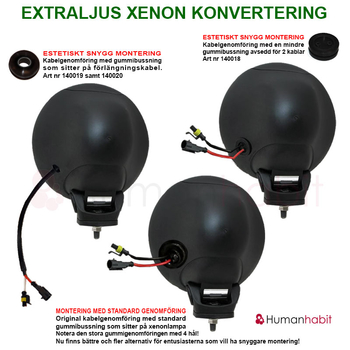 100w 24v Extreme Xenonkit rev 5