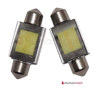 36mm spollampa Canbus 2W COB chip High Power