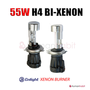 55w H4 Bi-Xenon CNlight Slim MC Kit