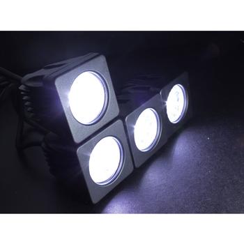 10W CREE miniatyr LED arbetsbelysning, ihopkopplingsbar
