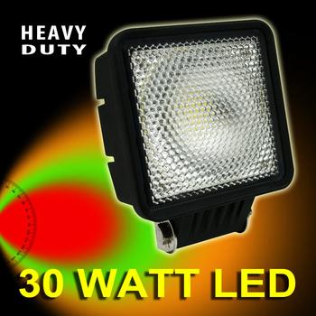 30W LED arbetsbelysning 170° CREE 12-24V