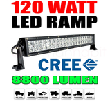 120W LED ramp CREE 8800 lumen 9-30V 628mm