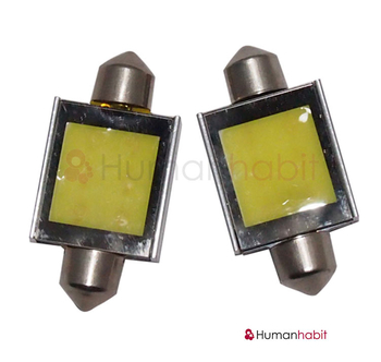 39mm spollampa Canbus 6W COB chip High Power