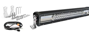 Exklusiv Lightway Tri-Row LED extraljusramp 505mm 9-32V