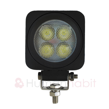 12W CREE LED miniatyr valbar 20° spot samt 60° flood 9-32V L0105
