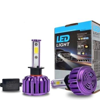 LED konvertering 3000 lumen Canbus Dual Color 3000K & 6000K