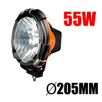 55W Xenon Extraljus Ø205mm