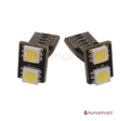 T10 Canbus med 2st 5050 SMD non-polarized