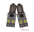 Ba9s Canbus med 4st 5050 SMD non-polarized