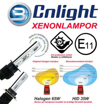 12 Volt Cnlight® Slim Canbus Speedstarter Xenonkit