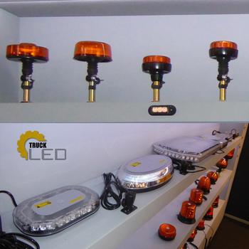 LED blixtljus 133x65mm ECE R10  R65 LW0021-ALR