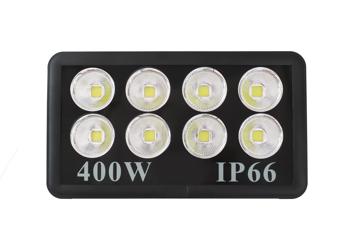 400W LED strålkastare 230V 36000 lumen