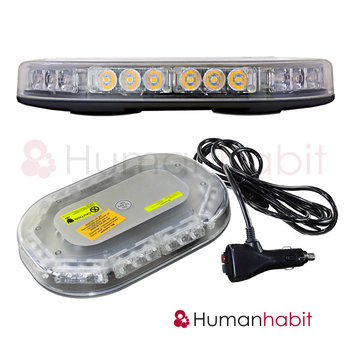 LED blixtljusramp 250mm ECE R10 R65 - BKL0004