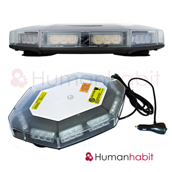 LED blixtljusramp 420mm ECE R10 R65 - BKL0006